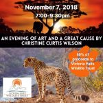 EVENT: 'Into Africa' (November 7th 2018)